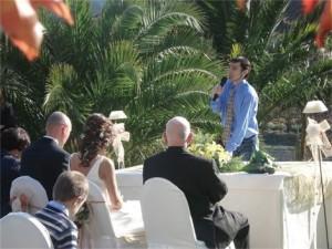 Bilbo dj servicio de Oficiantes para bodas en Bilbao, Vizcaya
